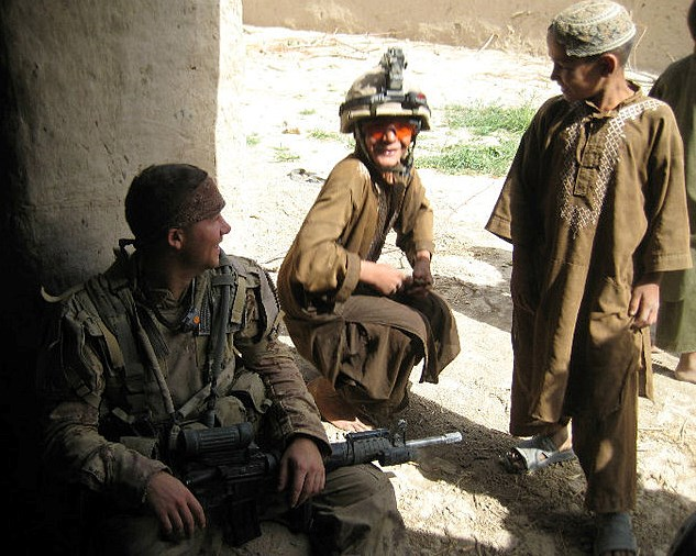 One of the reasons Canadian soldier Pte. Kevin McKay wanted to serve in Afghanistan was to help children get back to school. McKay was killed in action on May 13, 2010.