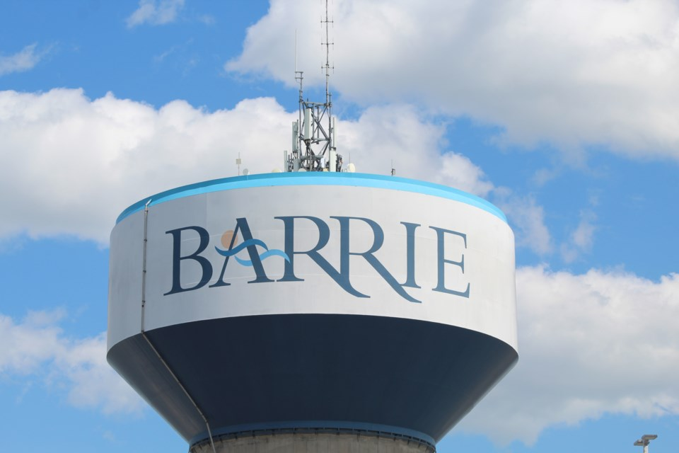 2019-08-28 Barrie water tower RB