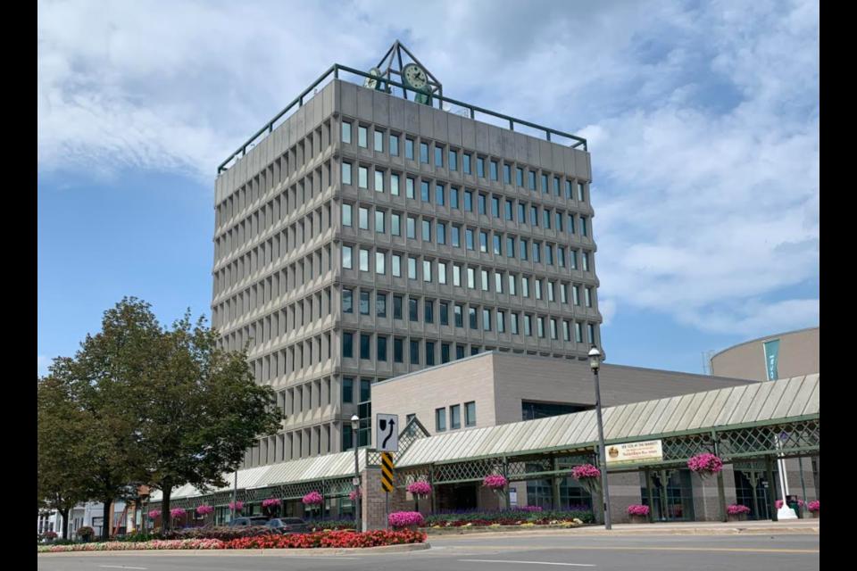 Barrie City Hall.