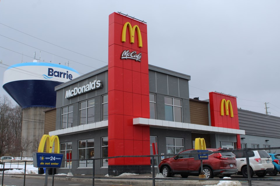 2020-03-04 Bayfield McDonalds RB