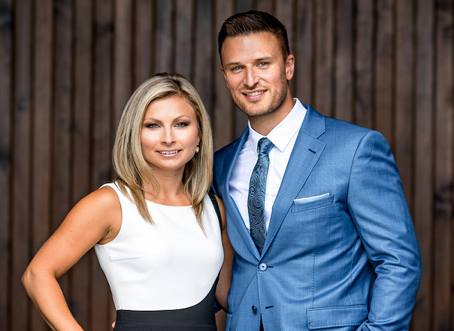 Mark and Joanna Faris- Faris Team Becoming an Independant Brokerage