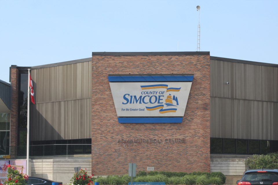 2018-07-27 Simcoe County Admin 1 RB