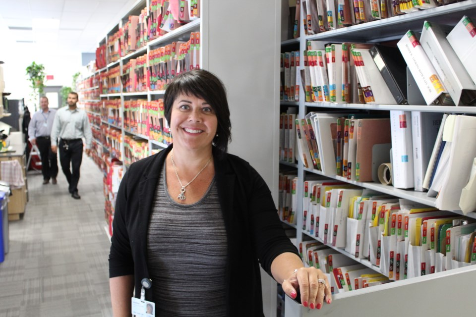 Andrea Miller, the City of Barrie's general manager infrastructure and growth management, says that although many residents think about annexed land in the city's south end when it comes to growth, more than half of that growth is expected to take place in established parts of the city. Raymond Bowe/BarrieToday