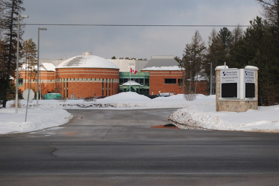 Simcoe County District School Board Education Centre1