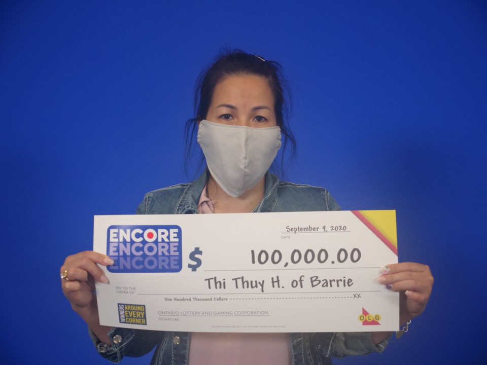 Encore (Lotto Max)_August 25, 2020_$100,000.00_Thi Thuy Ho of Barrie