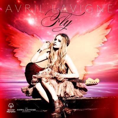Avril Lavigne Fly Twitter
