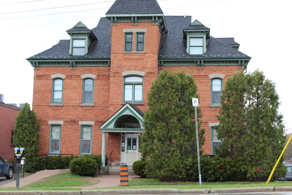 "Space at this building at 90 Mulcaster St., in Barrie, has been chosen as the ""preferred site"" for a proposed supervised consumption site. Raymond Bowe/BarrieToday"