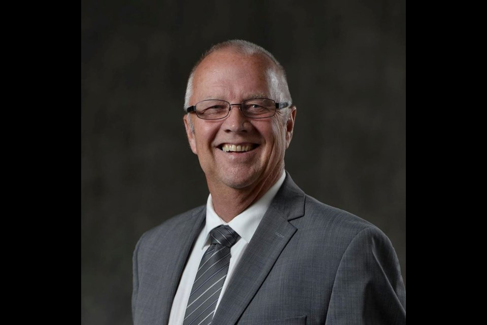 Gerry Marshall is running in the Ward 3 byelection. Photo supplied