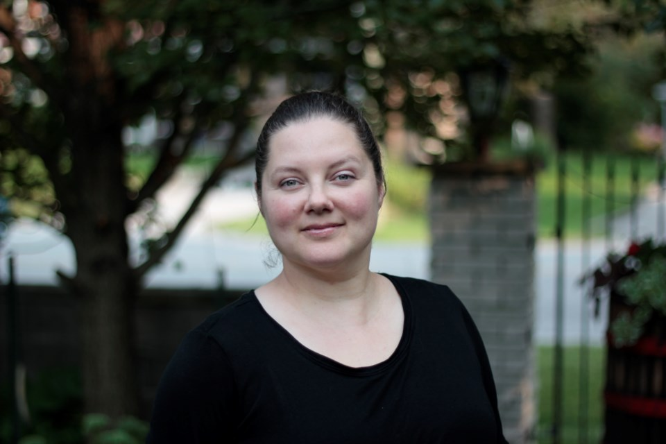 Sarah Lochhead is the NDP candidate in Barrie-Springwater-Oro-Medonte.