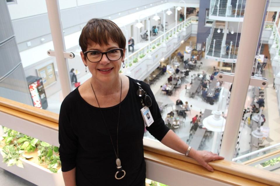Royal Victoria Regional Health Centre president and CEO Janice Skot. Raymond Bowe/BarrieToday