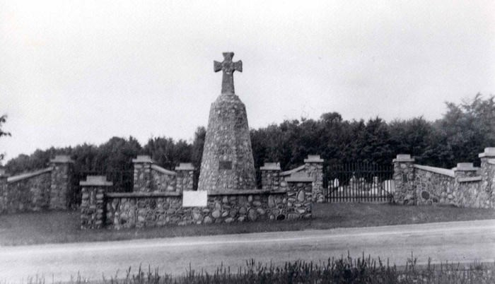 The Sixth Line Cemetery in Innisfil. Photo courtesy of the Innisfil Historical Society