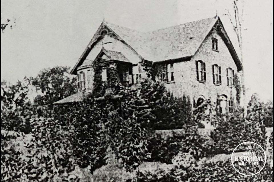 Rockforest II circa 1905.