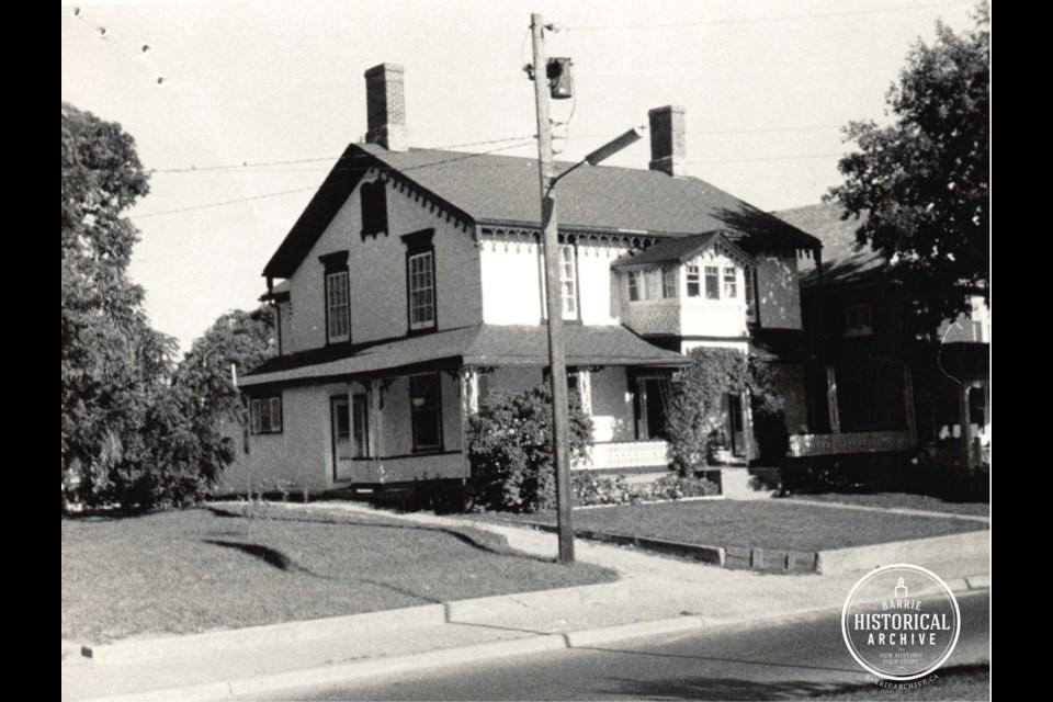 Roselawn as it appeared in 1960.