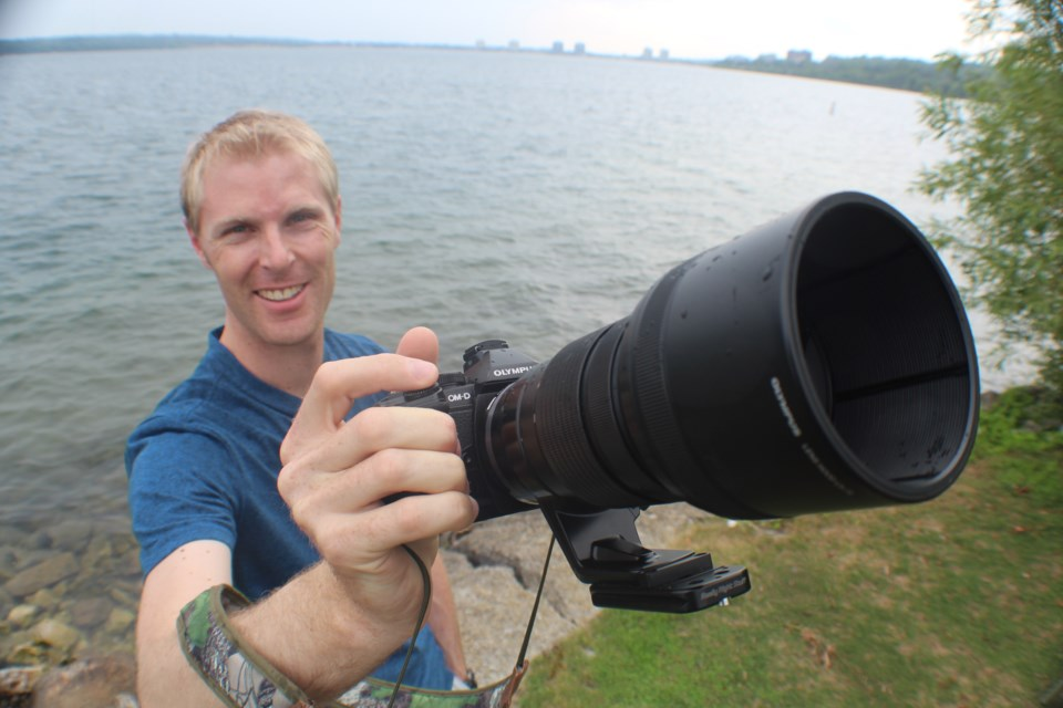 Local resident Kevin Biskaborn moved to Barrie two years ago and immediately fell in love with the city's scenery, particularly Lake Simcoe and Kempenfelt Bay. He decided to capture that beauty using time-lapse photography. Raymond Bowe/BarrieToday