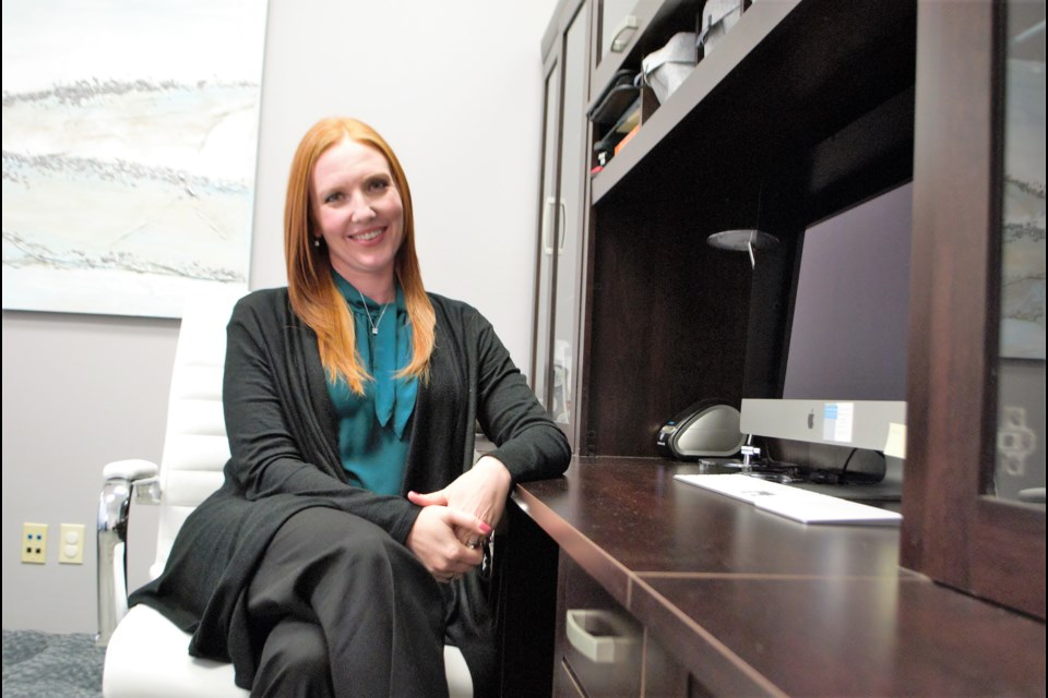 Dr. Lori Gray is a psychologist in Barrie who specializes in working with first responders and health-care professionals in Simcoe County and beyond. Jessica Owen/BarrieToday