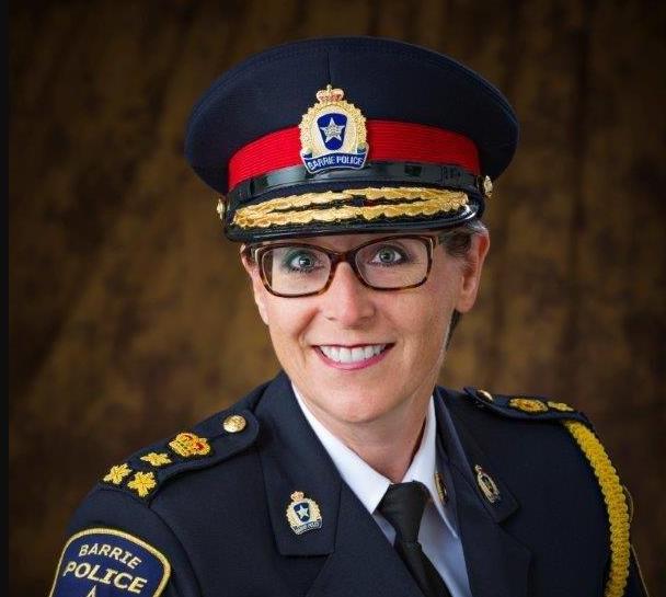 Barrie Police Chief Kimberley Greenwood. Photo supplied