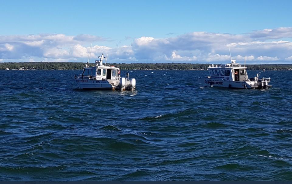 2020-09-04 Lake Simcoe search 1