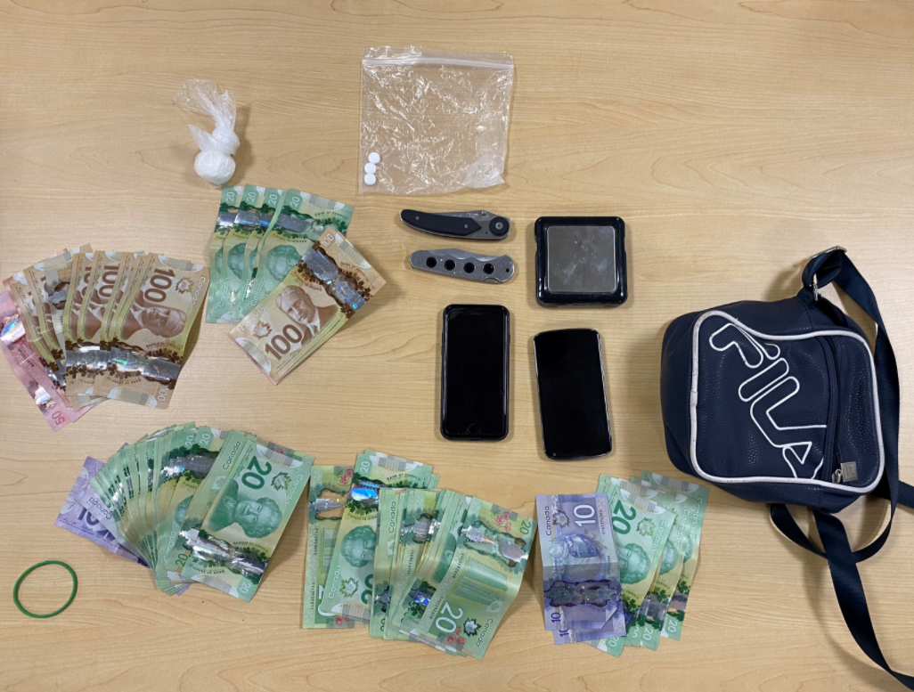 Essa Rd. traffic stop leads to drug charges for Toronto resident