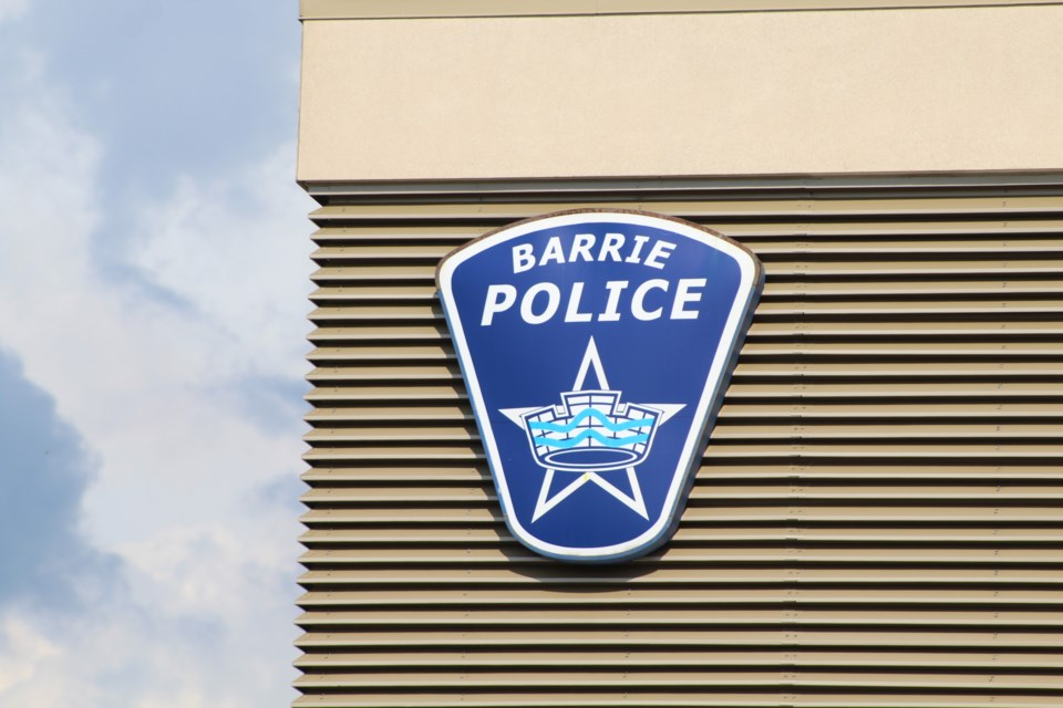 2018-07-27 Barrie police HQ RB