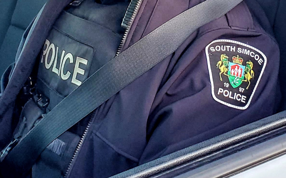 2021-04-12 South Simcoe police patch
