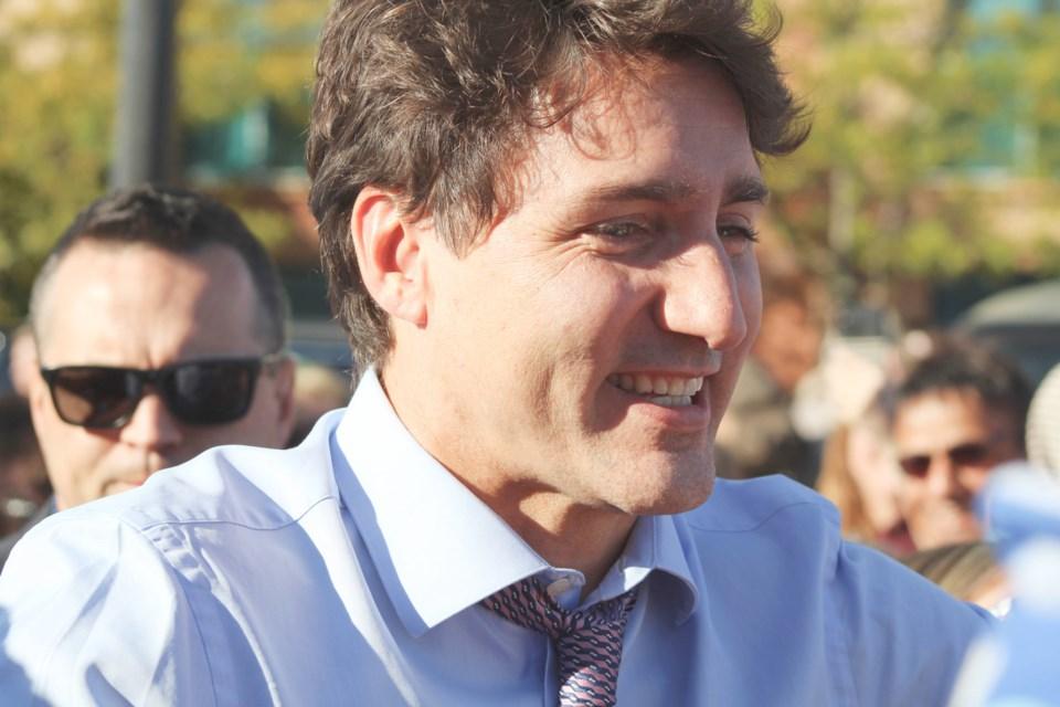 2019-10-18 Trudeau visit RB 2