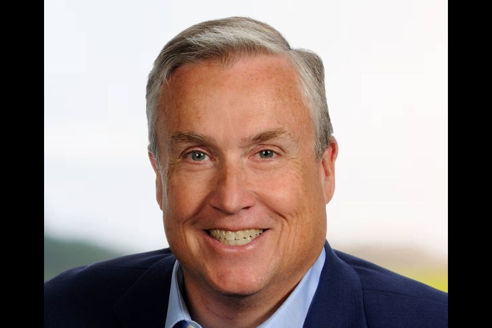 Doug Shipley is the Conservative candidate in the Barrie-Springwater-Oro-Medonte.