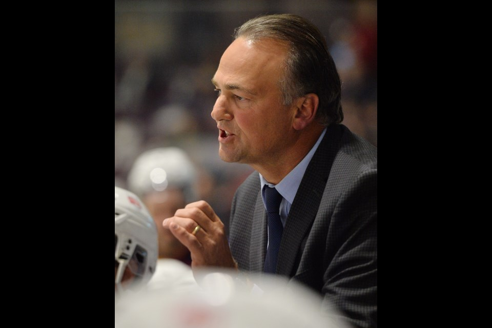 Dale Hawerchuk, the long-time head coach of the Barrie Colts, is once again battling cancer. The team's owner is hopeful Hawerchuk will be back behind the team's bench this winter.