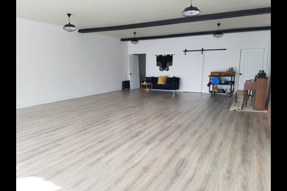The newest open space in the city is ready for those needing to showcase their talents and wares, Wednesday Nov. 13, 2019. Shawn Gibson/BarrieToday