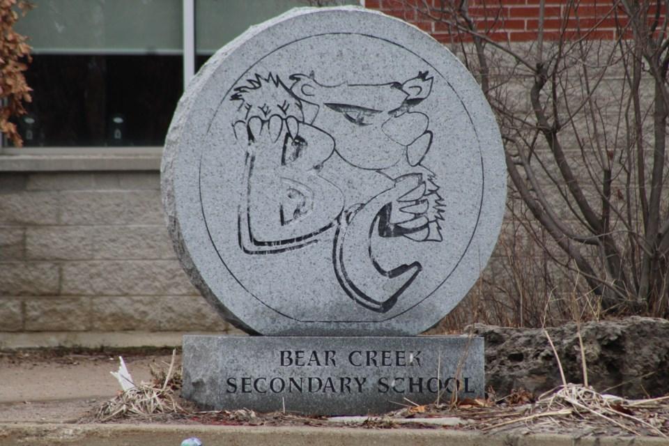 2019-03-14 Bear Creek SS RB 2