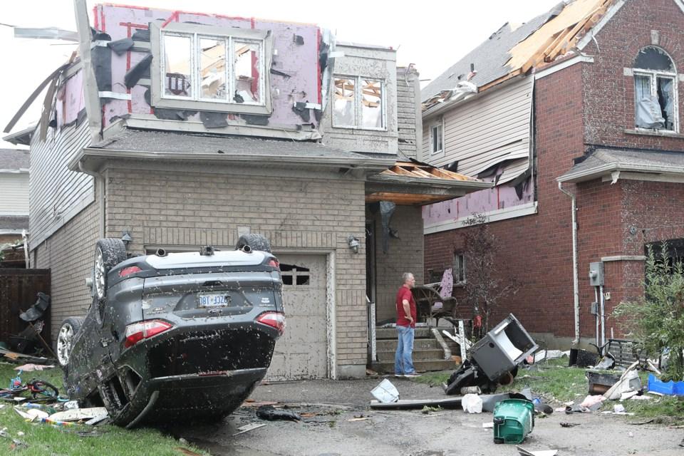 Tornado 5 kevin
