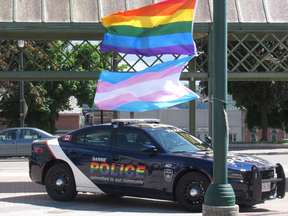 2018-06-04 Barrie Pride