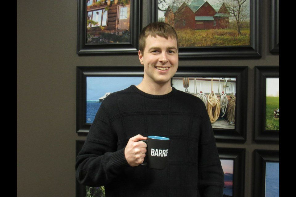 Scott McEachern: Independent Financial Adviser  Shawn Gibson for Barrie Today