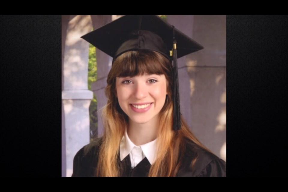 Village Media Journalism Scholarship recipient Andie Kaiser. Supplied photo