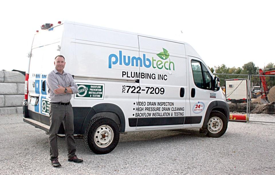 BarrieToday Spotlight image_Plumbtech Plumbing