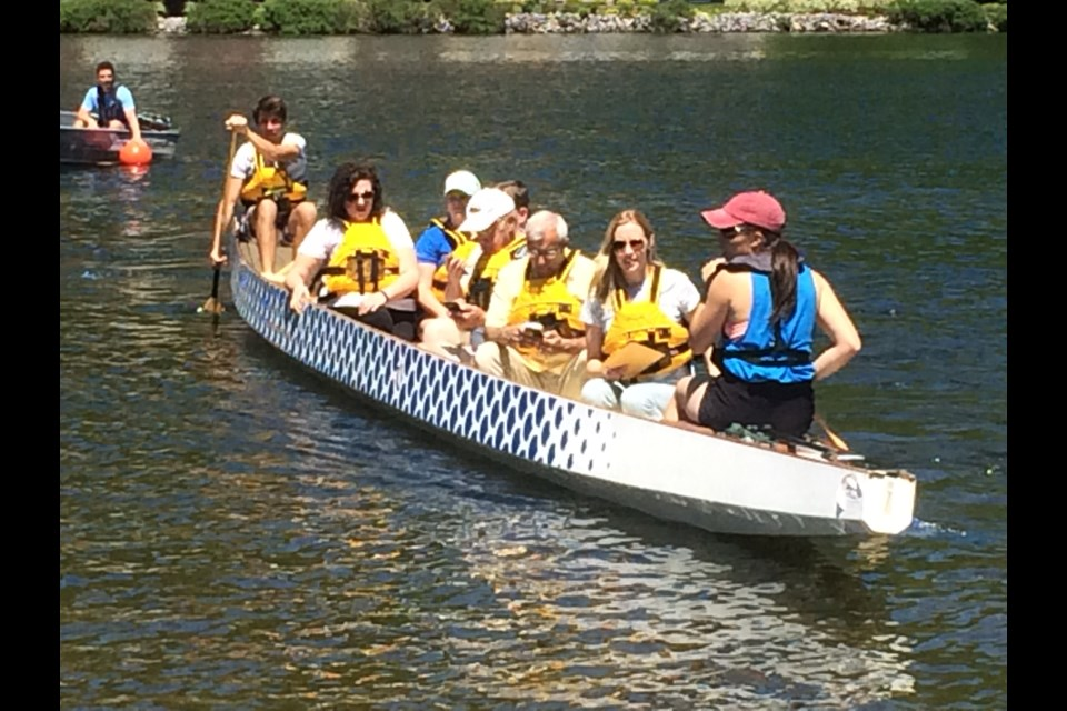 Up the Creek Without a PADDLE raises over $40,000 for adults with developmental disabilities