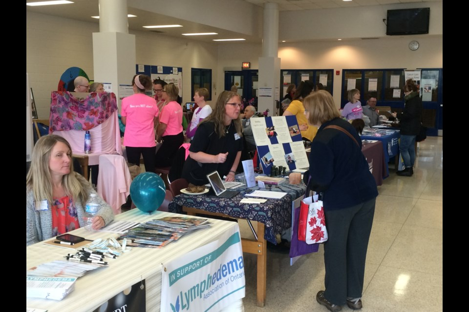 Hundreds attend Silver Linings Cancer Wellness and Awareness Day