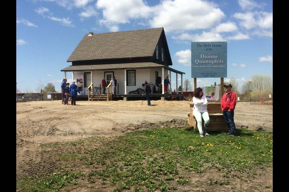 California resident donates her entire Dionne Quintuplet collection to the Dionne Heritage Museum in North Bay