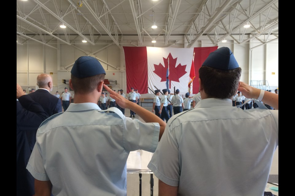 125 cadets from across the country graduated from national Advanced Aviation Technology Course and Aircraft Maintenance and Airport Operations course offered in North Bay