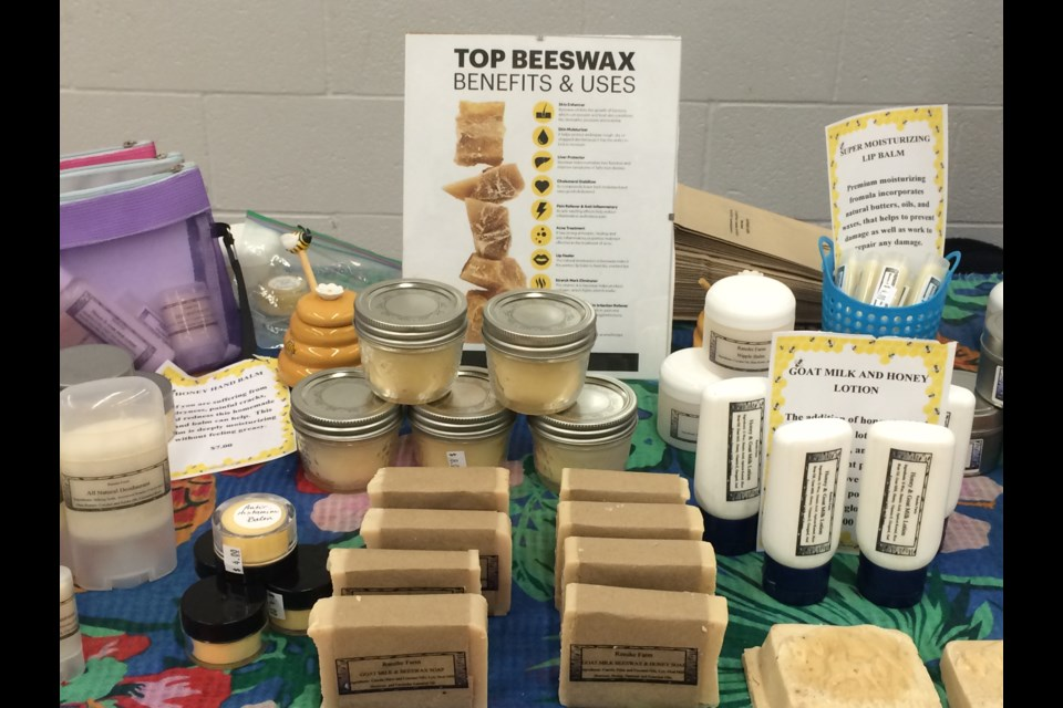Area beekeepers brought their knowledge and products to Honey Fest in Powassan