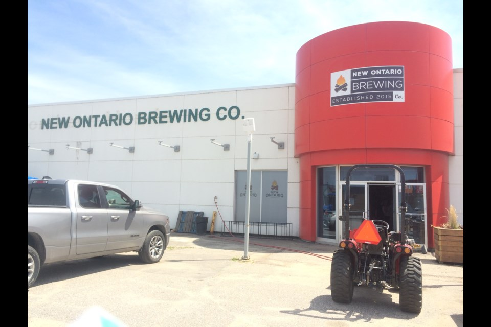 New Ontario Brewing Co. opens at new location on Seymour Street