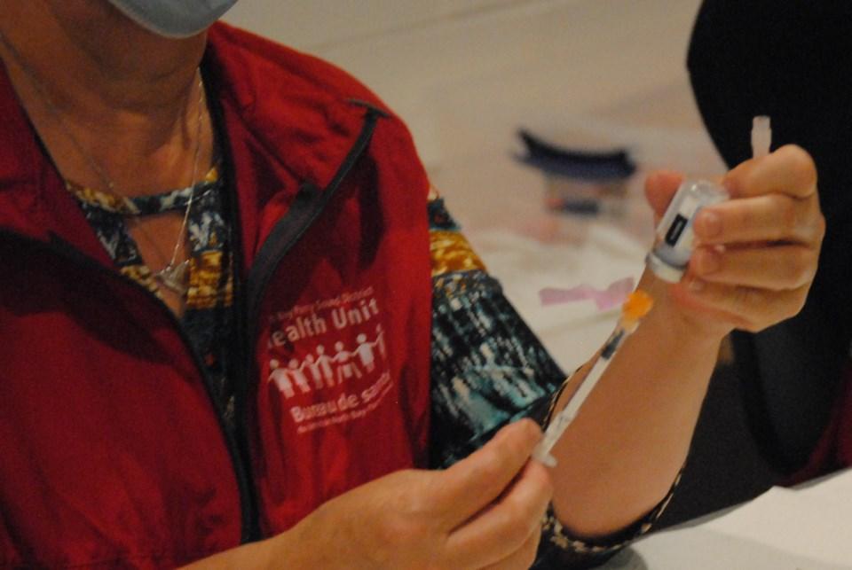 2021 07 05 Vaccination Vaccine Health Unit (Campaigne) 7