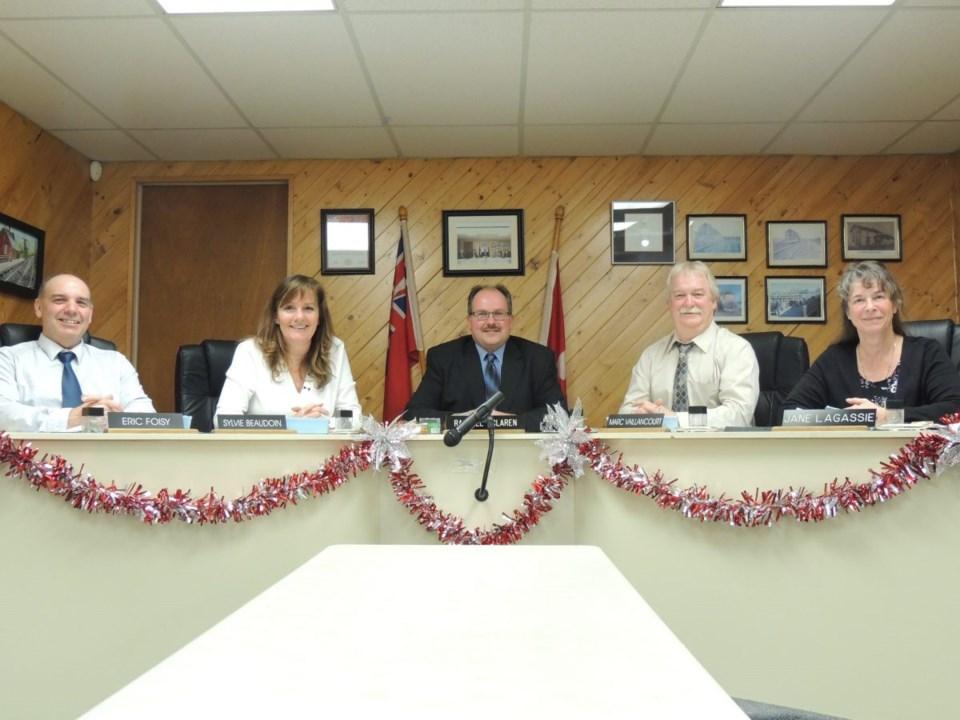 Bonfield city council ~ Township of Bonfield