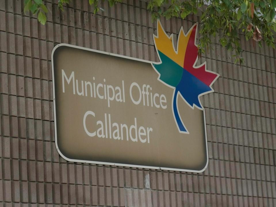 Callander Municipal Office~June 2021~Photo David Briggs