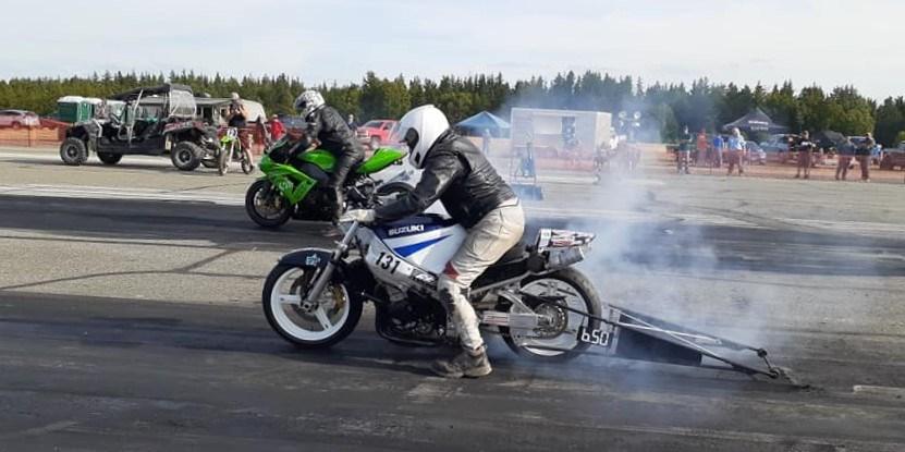 drag racing kirkland lake