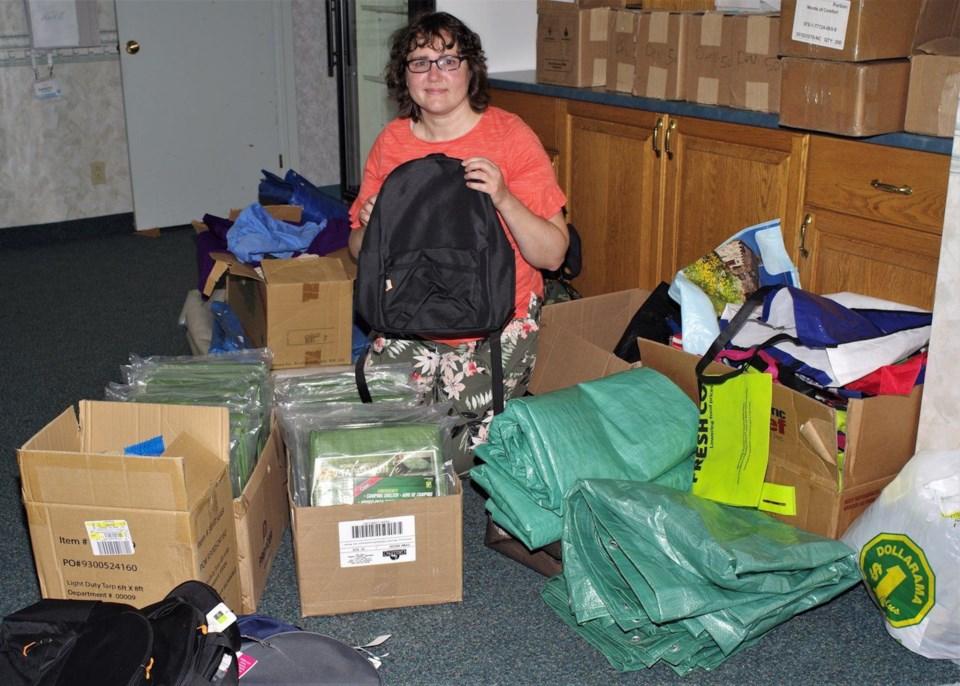 2021-07-14 - LJI Homeless Backpacks