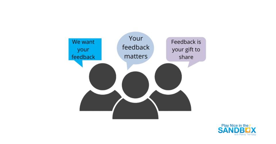 Customer feedback 1