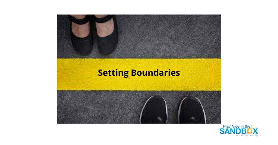 Difficult Employees - Boundaries