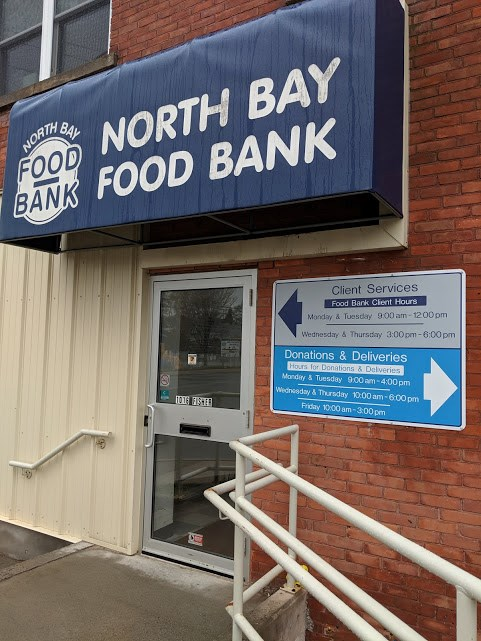 Food Bank Front