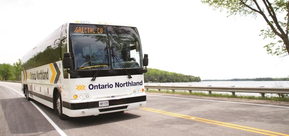 20180828 Ontario Northland Bus