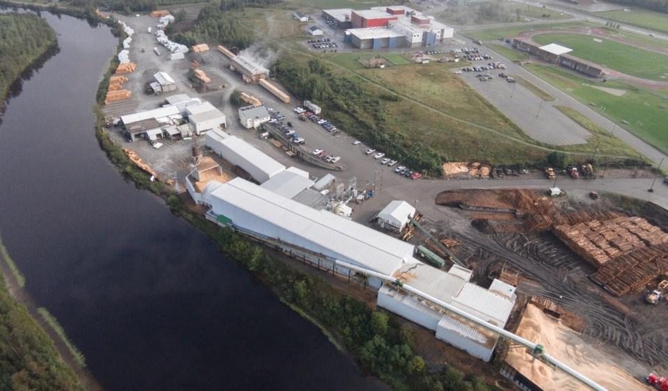 EACOM Timber Corporation timmins